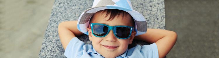 Çocuk Güneş Gözlüğü